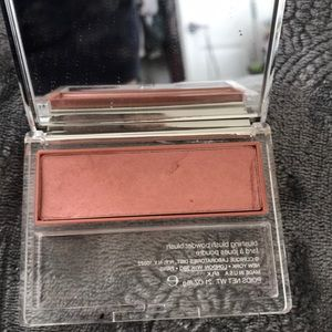 Clinique sunset glow 107 barely used blush